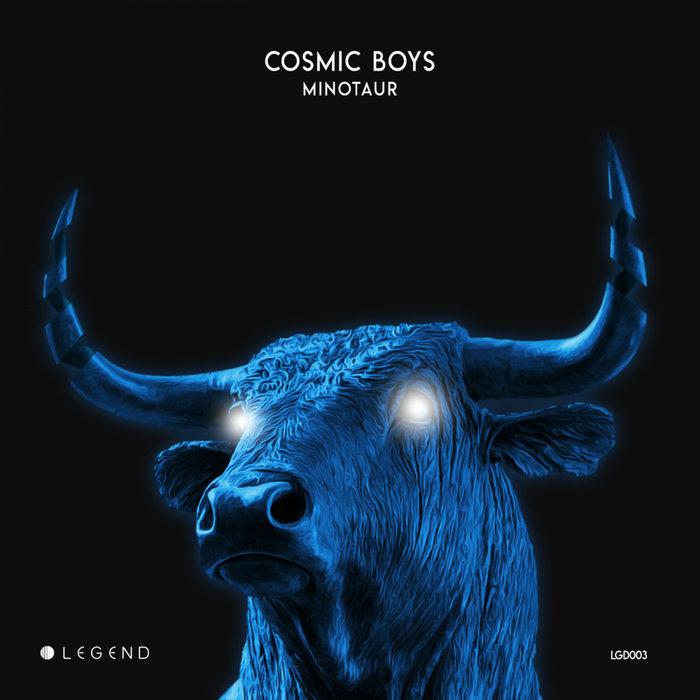 COSMIC BOYS - Minotaur