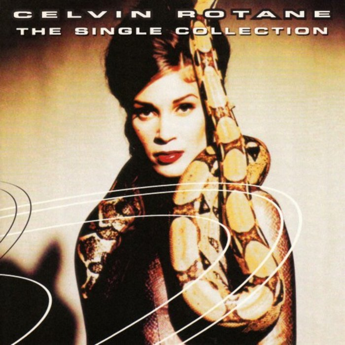 CELVIN ROTANE - The Single Collection