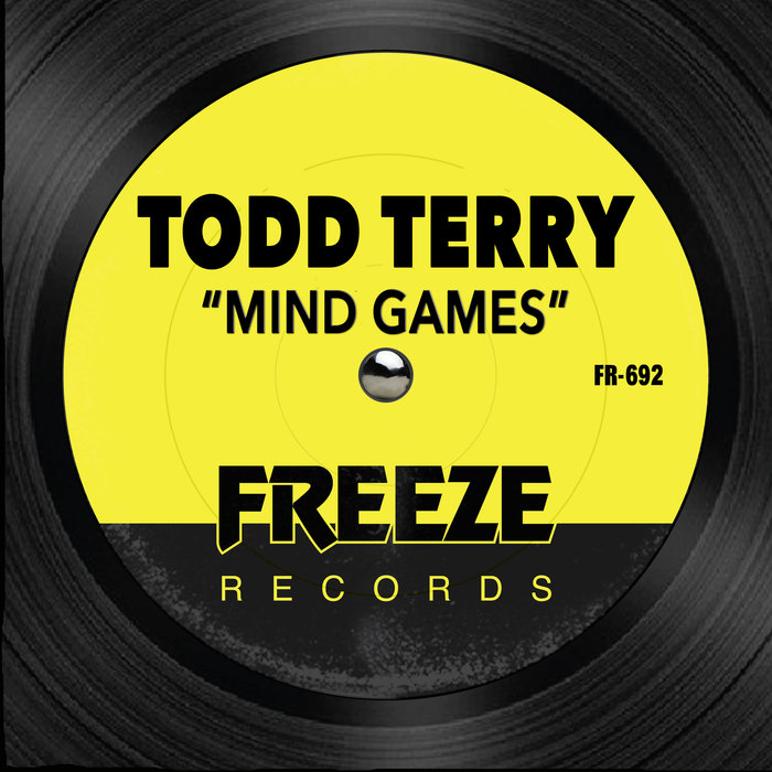 TODD TERRY - Mind Games