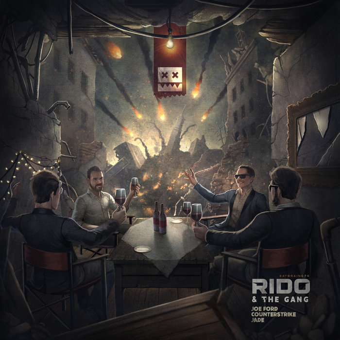 RIDO feat COUNTERSTRIKE/JOE FORD AND JADE - Rido & The Gang