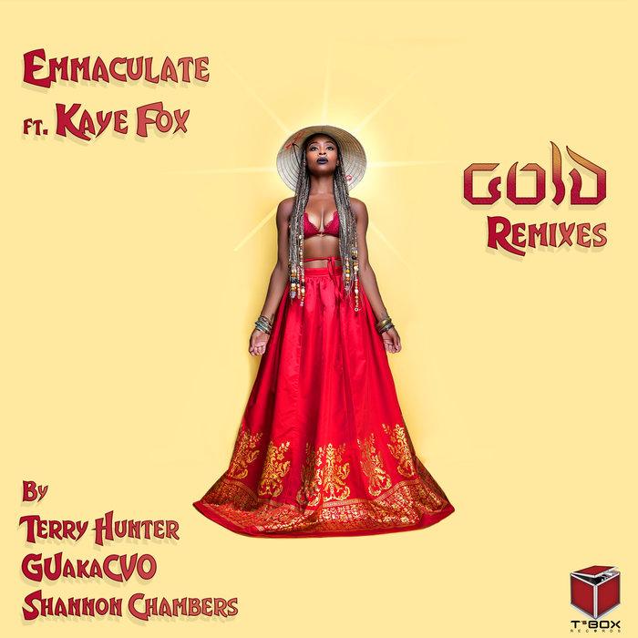 EMMACULATE feat KAYE FOX - Gold Remixes
