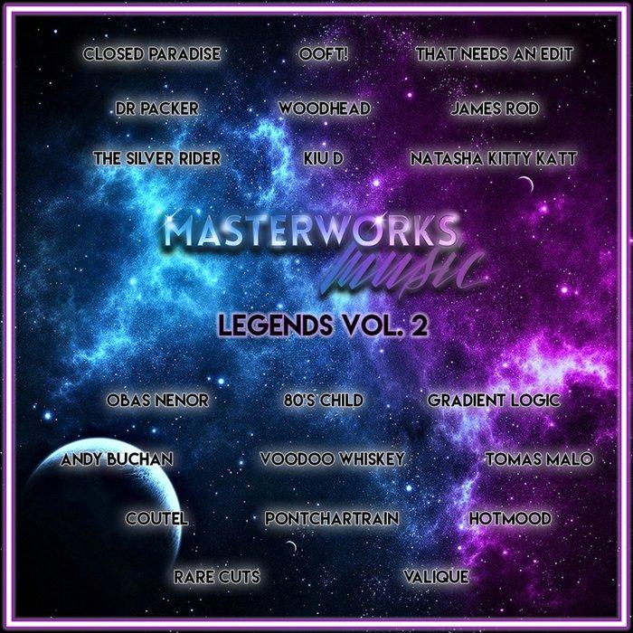 VARIOUS - Masterworks Legends Vol 2