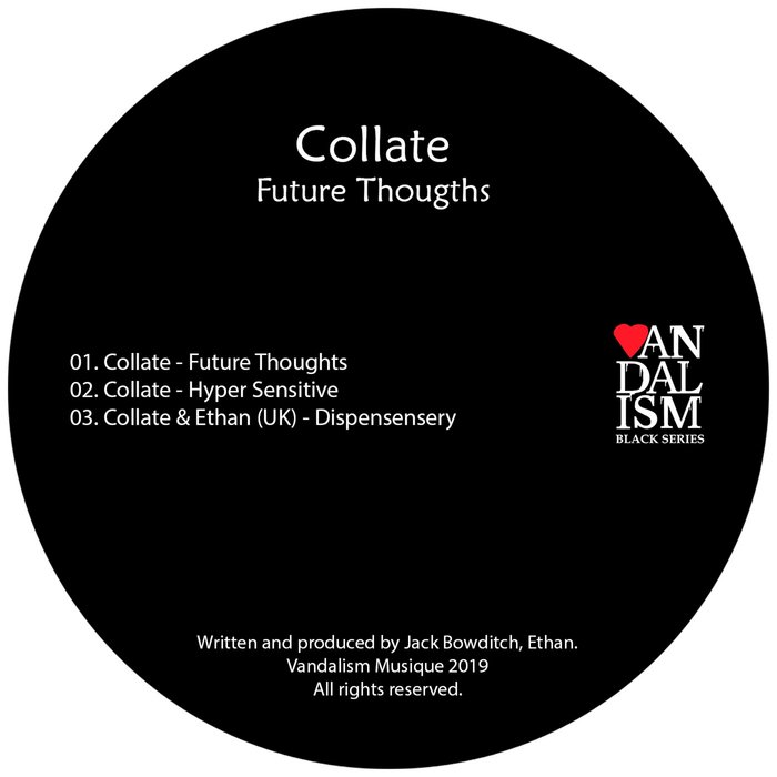 COLLATE/ETHAN - Future Thoughts