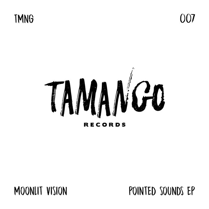 MOONLIT VISION - Pointed Sounds EP