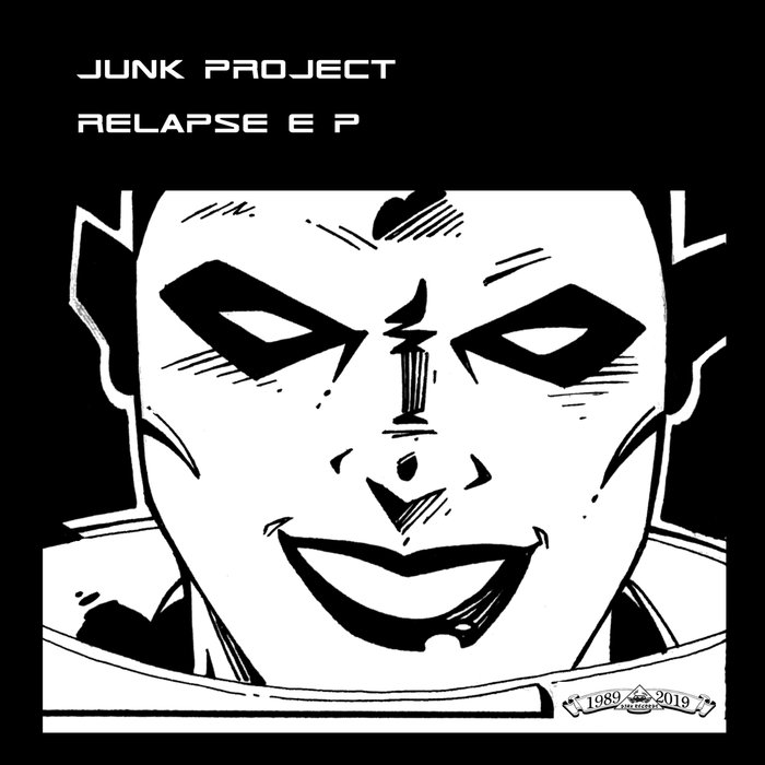 JUNK PROJECT - Relapse EP