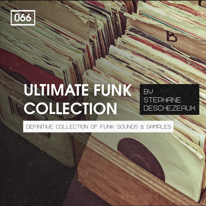 BINGOSHAKERZ - Ultimate Funk Collection By Stephane Deschezeaux (Sample Pack WAV)