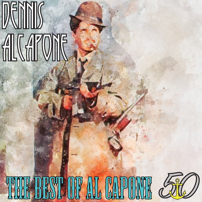 DENNIS ALCAPONE - Striker Selects The Best Of Al Capone (Bunny 'Striker' Lee 50th Anniversary Edition)