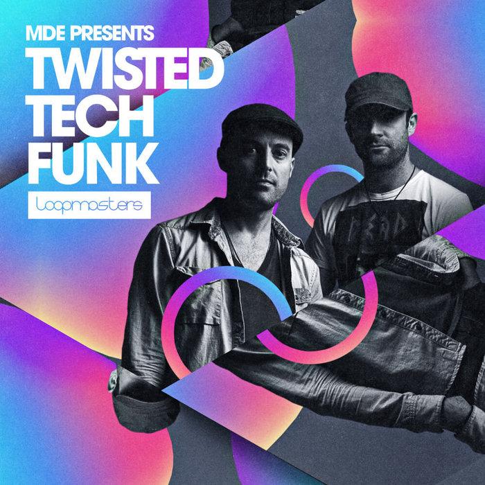 MY DIGITAL ENEMY - Twisted Tech Funk (Sample Pack WAV/APPLE/REASON)