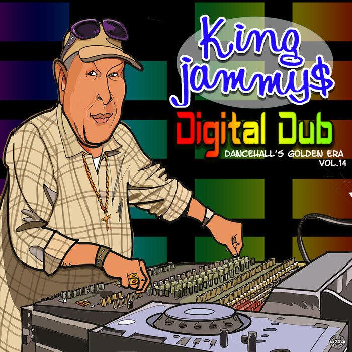 KING JAMMY$ - Digital Dub Vol 1