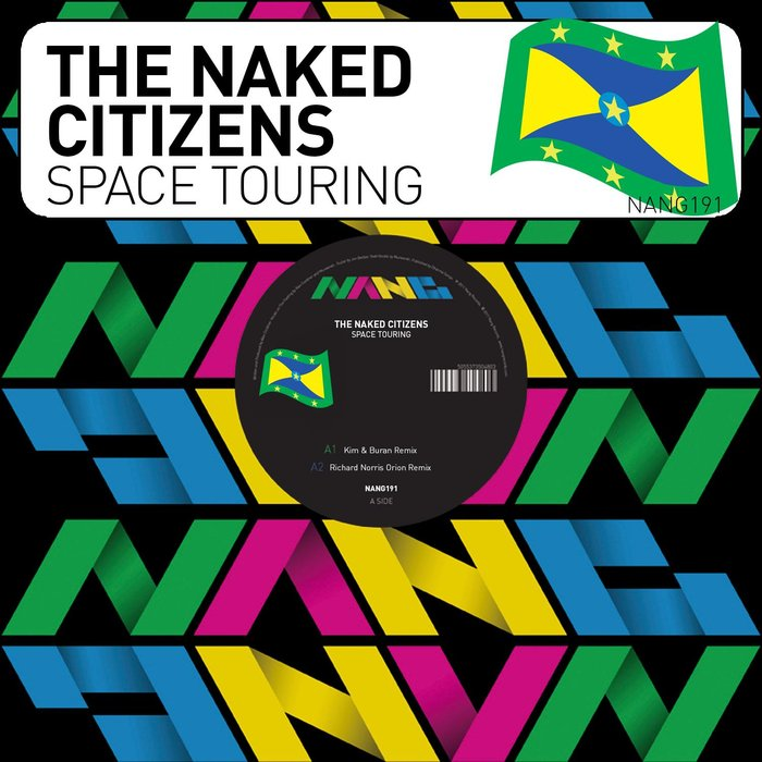 THE NAKED CITIZENS feat SUZI CHUNK - Space Touring