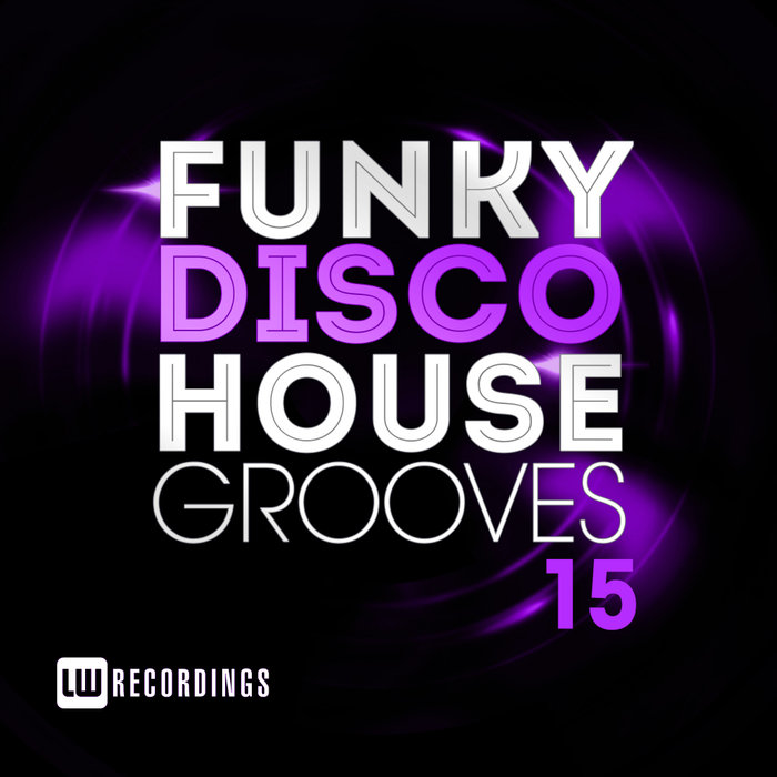 VARIOUS - Funky Disco House Grooves Vol 15