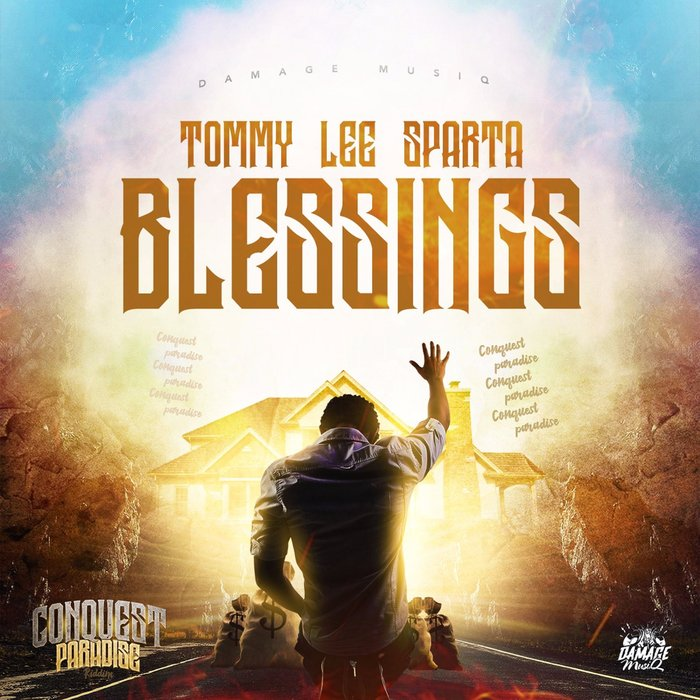 TOMMY LEE SPARTA feat DAMAGE MUSIQ - Blessings
