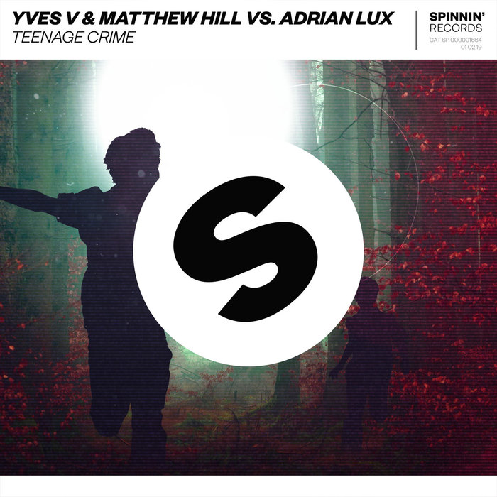 YVES V/MATTHEW HILL/ADRIAN LUX - Teenage Crime