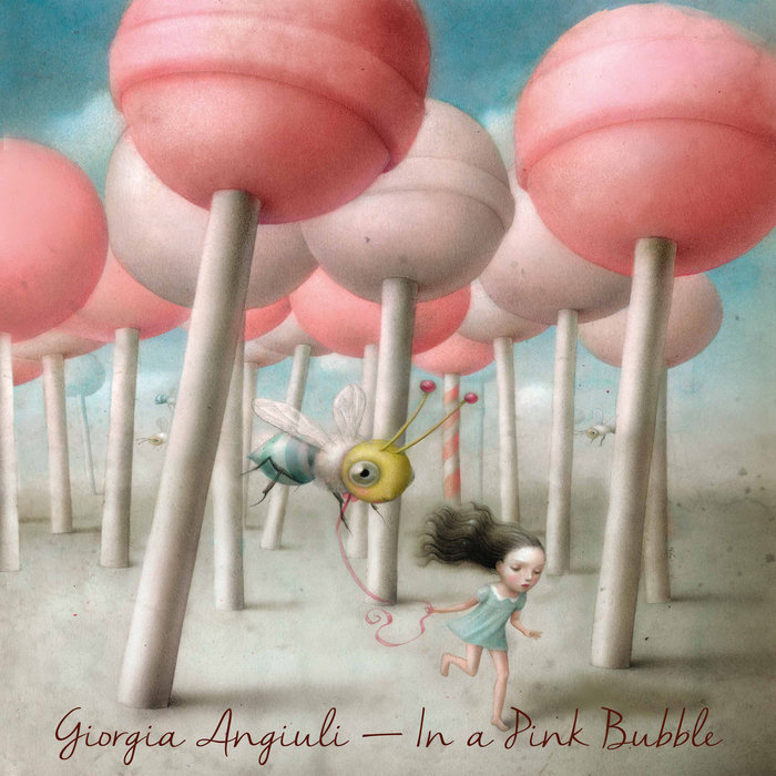 GIORGIA ANGIULI - In A Pink Bubble