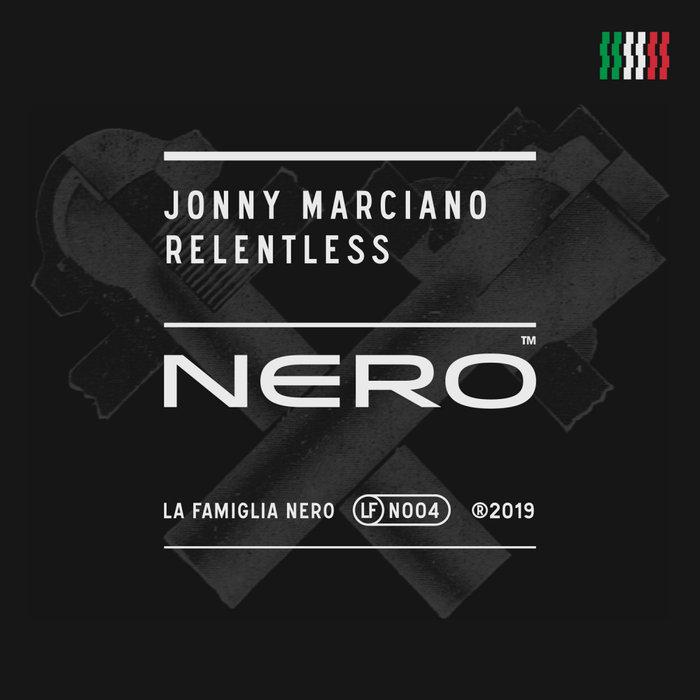 JONNY MARCIANO - Relentless