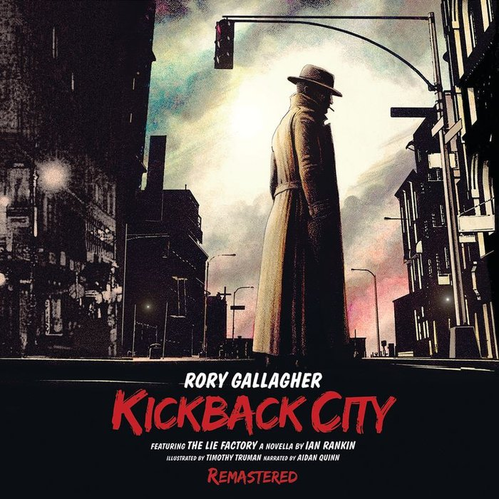 RORY GALLAGHER - Kickback City
