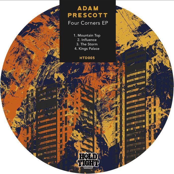 ADAM PRESCOTT - Four Corners EP