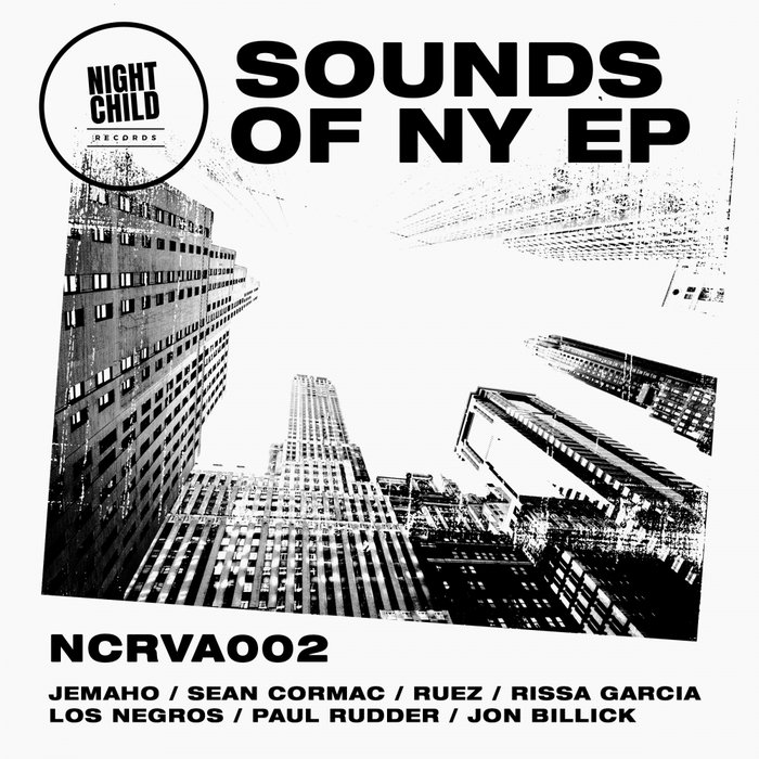VARIOUS - Sounds Of NY