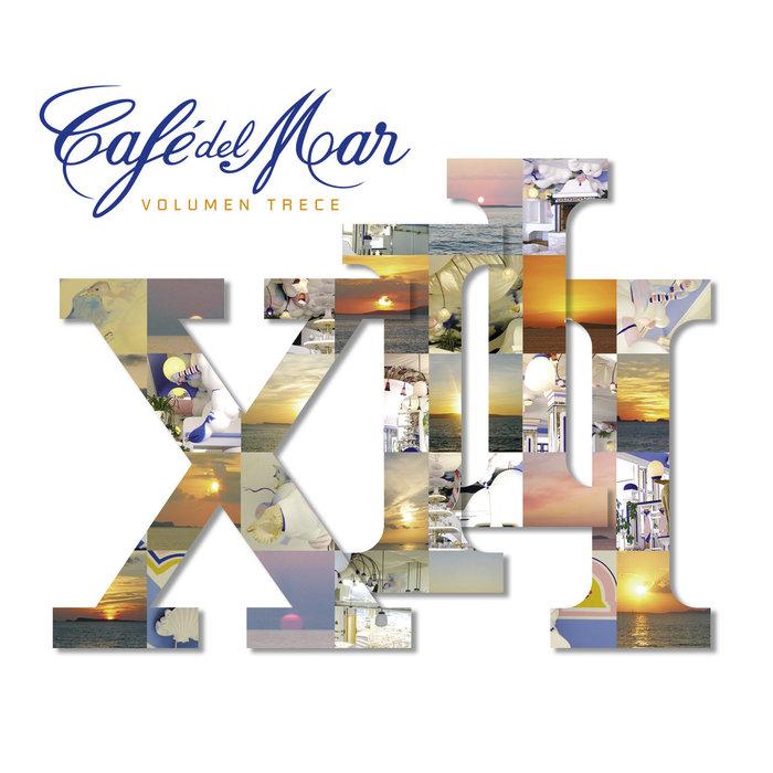 VARIOUS/CAFE DEL MAR - Cafe Del Mar Vol 13