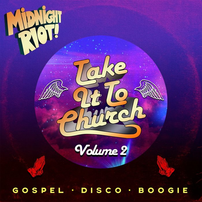 VARIOUS - Take It To Church Vol 2