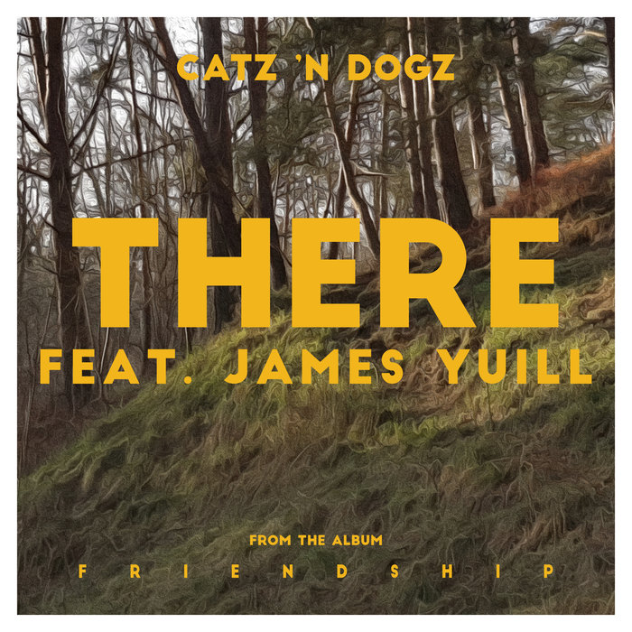 CATZ 'N DOGZ feat JAMES YUILL - There Feat. James Yuill