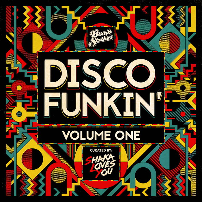 VARIOUS/SHAKA LOVES YOU - Disco Funkin' Vol 1 (Curated By Shaka Loves You)