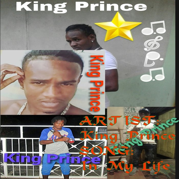 KING PRINCE - In My Life
