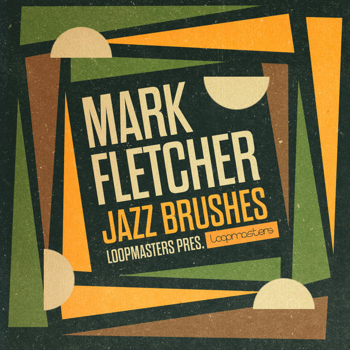 MARK FLETCHER - Jazz Brushes (Sample Pack WAV/APPLE)