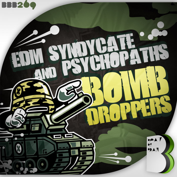 EDM SYNDICATE/ALEX WICKED - Bomb Droppers