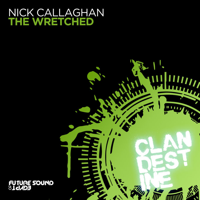 NICK CALLAGHAN - The Wretched
