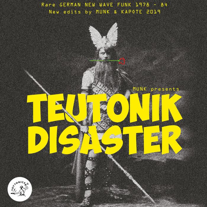 VARIOUS - Munk Presents Teutonik Disaster