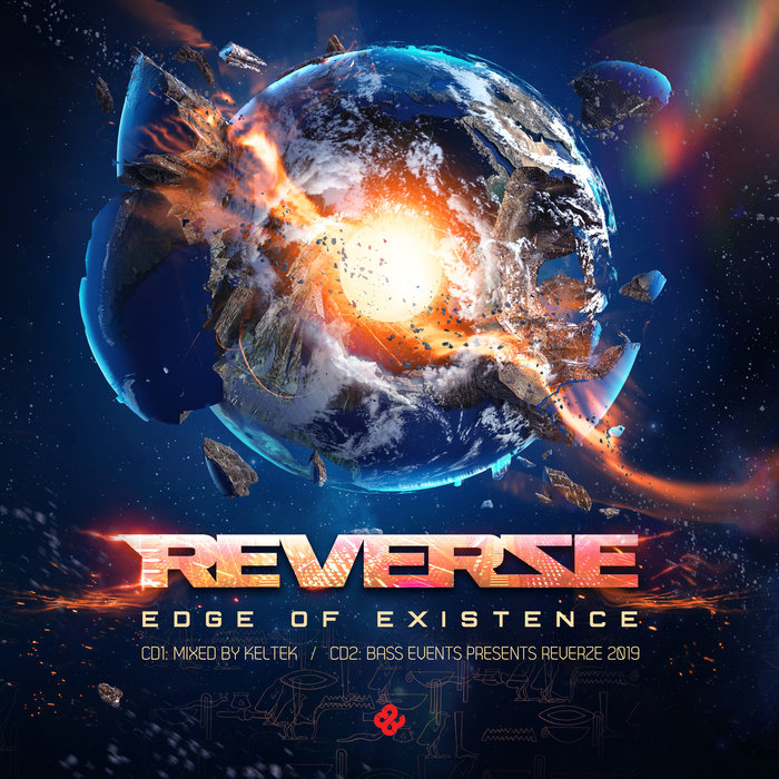 VARIOUS - Reverze 2019: Edge Of Existence