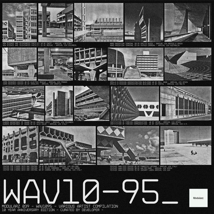 VARIOUS - WAV1095