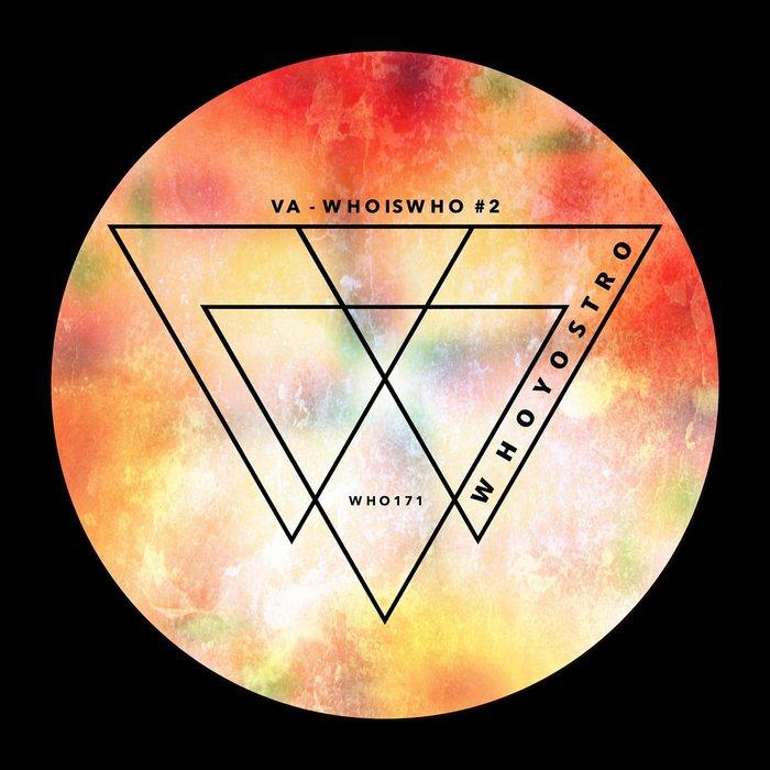 NACHO BOLOGNANI/BODELER/MARIUS (FR)/SACHE & SACHE/INFORMATION GHETTO - Whoiswho #2