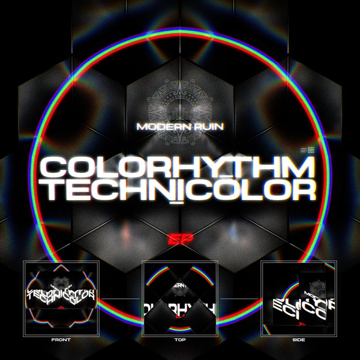 COLORHYTHM - Technicolor EP