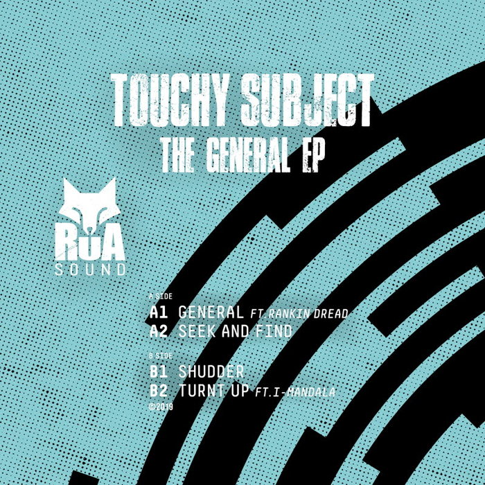 TOUCHY SUBJECT - The General EP