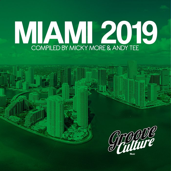 VARIOUS/MICKY MORE/ANDY TEE - Groove Culture Miami 2019