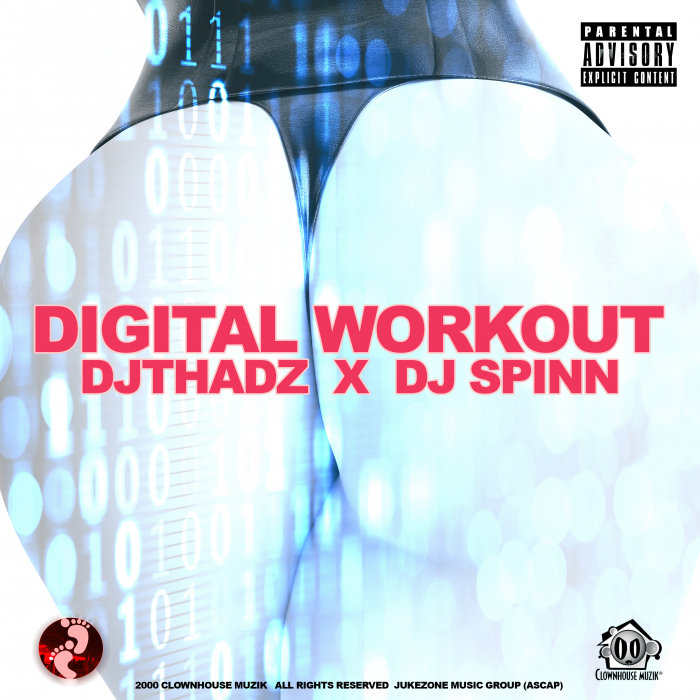 DJ SPINN/VARIOUS - Digital Workout (Explicit)