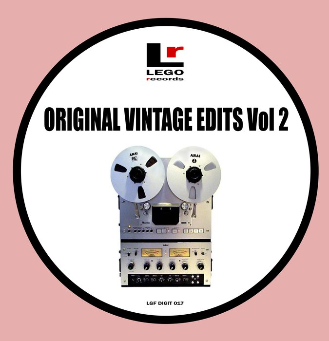 LEGO EDIT - Original Vintage Edits Vol 2