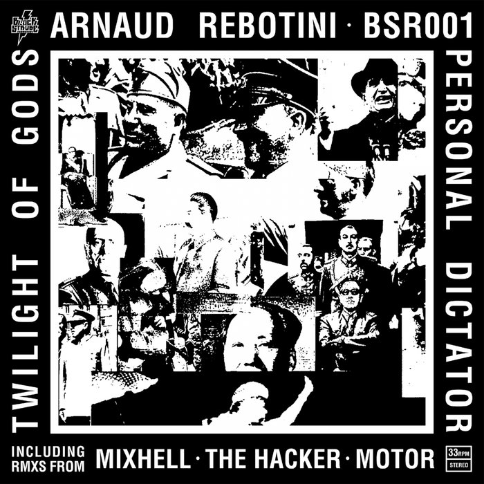 ARNAUD REBOTINI - Personal Dictator