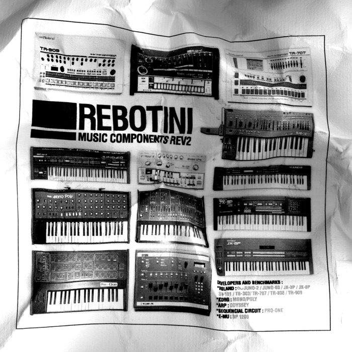 ARNAUD REBOTINI - Music Components Rev2