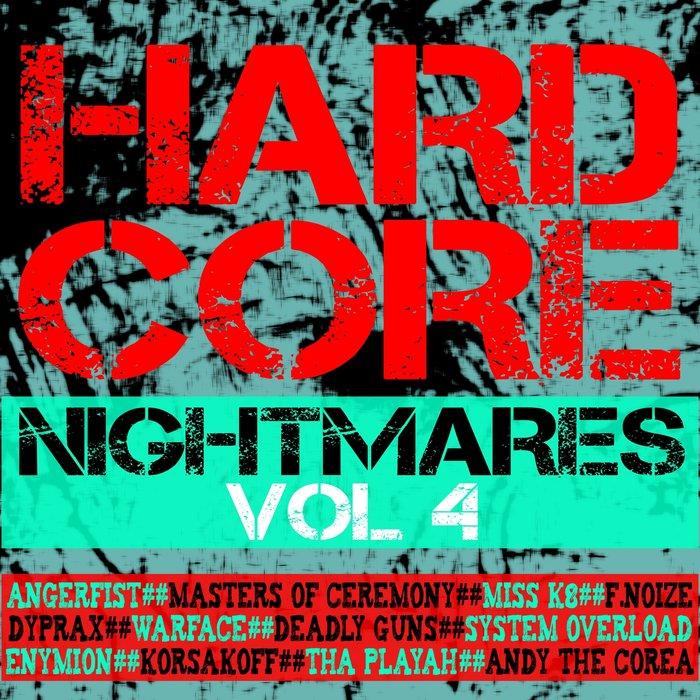 VARIOUS - Hardcore Nightmares Vol 4