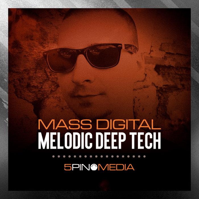 5PIN MEDIA - Mass Digital Melodic Deep Tech (Sample Pack WAV/APPLE)