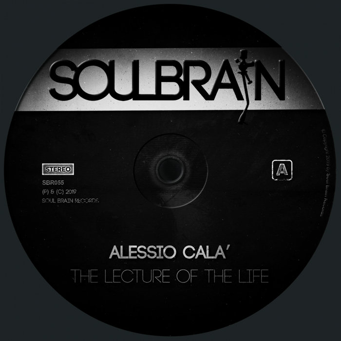 ALESSIO CALA' - The Lecture Of The Life