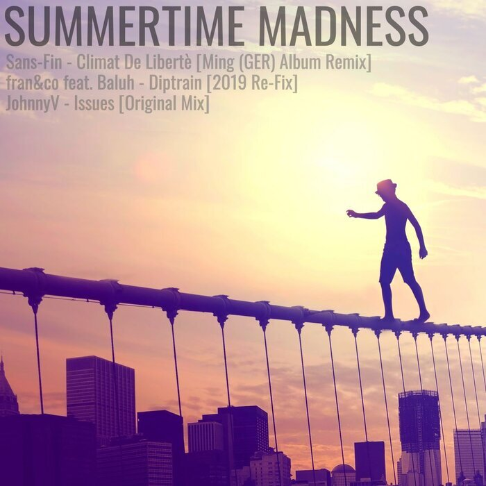 SANS-FIN/FRAN&CO/JOHNNYV - Summertime Madness