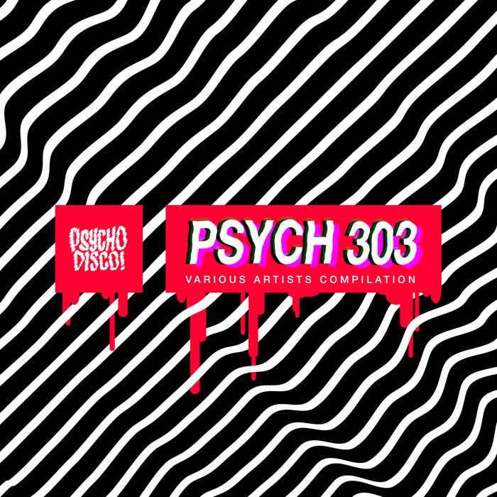 VARIOUS - Psych 303 (Explicit)
