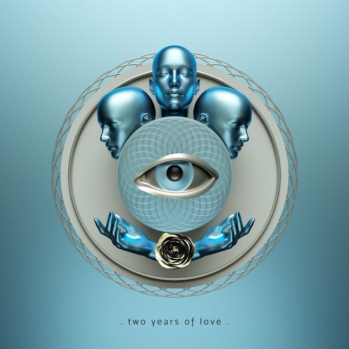 LANDIKHAN/NINA INDIGO/KERMESSE/HOLED COIN/CARAVACA: - 2 Years Of Love