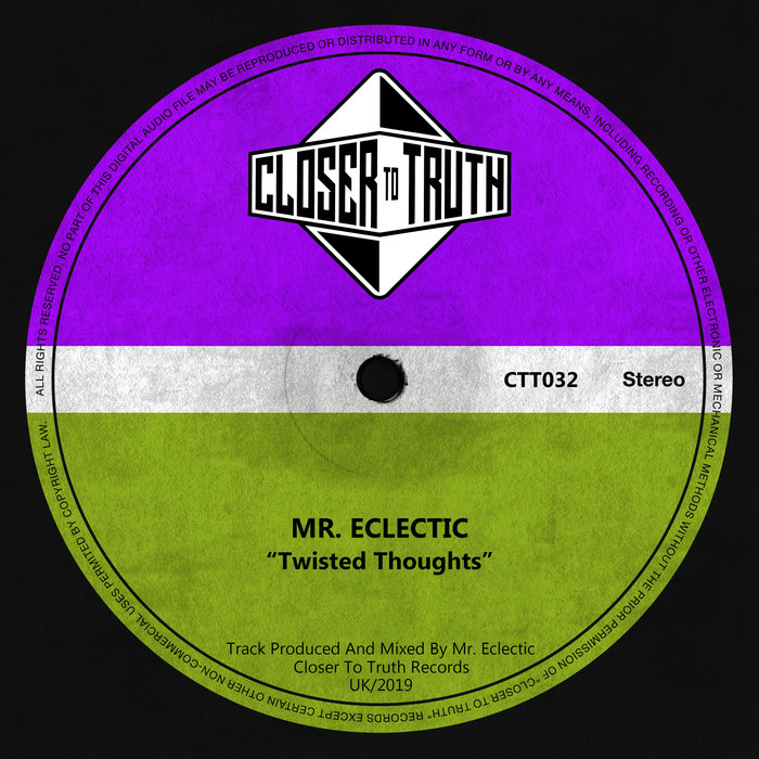 MR ECLECTIC - Twisted Thoughts