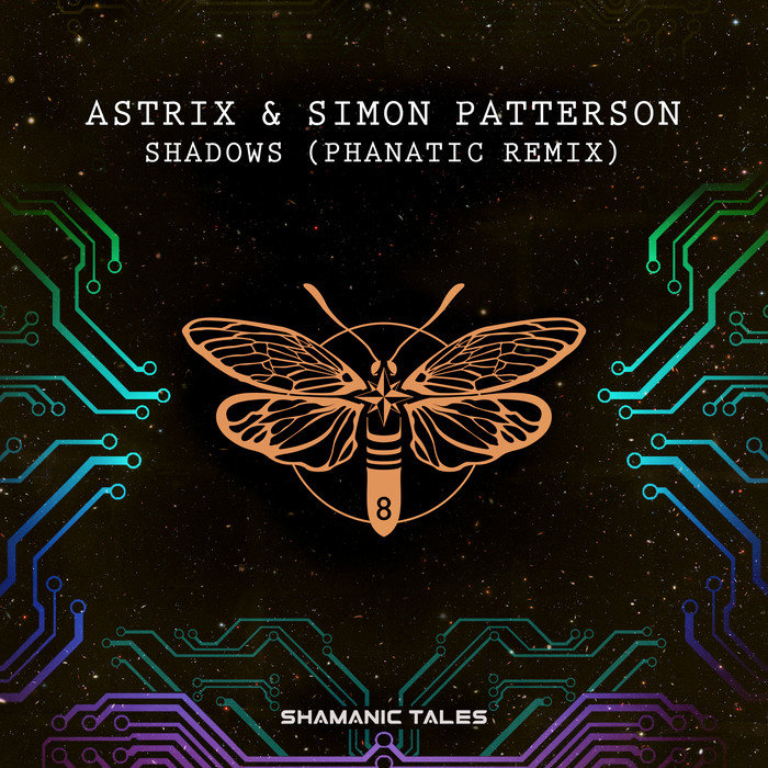 ASTRIX/SIMON PATTERSON - Shadows