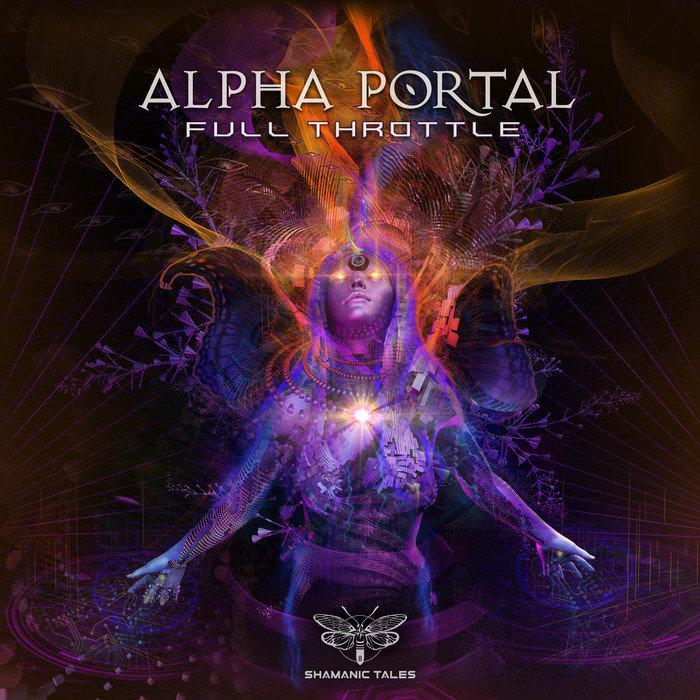 ALPHA PORTAL/MAGIK - Full Throttle
